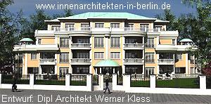 Wohnung in Villa Berlin Dahlem