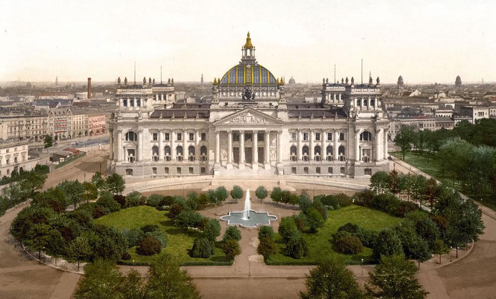Historismus architektur und baustilkunde for Innenarchitektur weimar