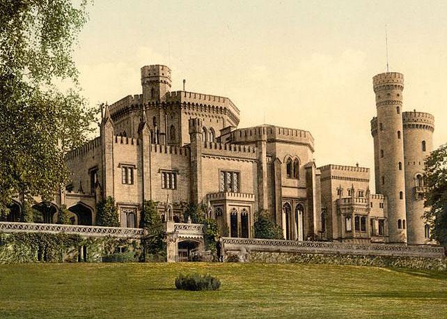 Historismus - Architektur und Baustilkunde