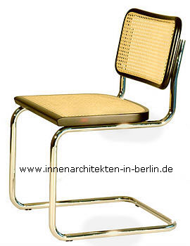 Bauhaus stil m bel design und innenarchitektur for Stuhl design bauhaus