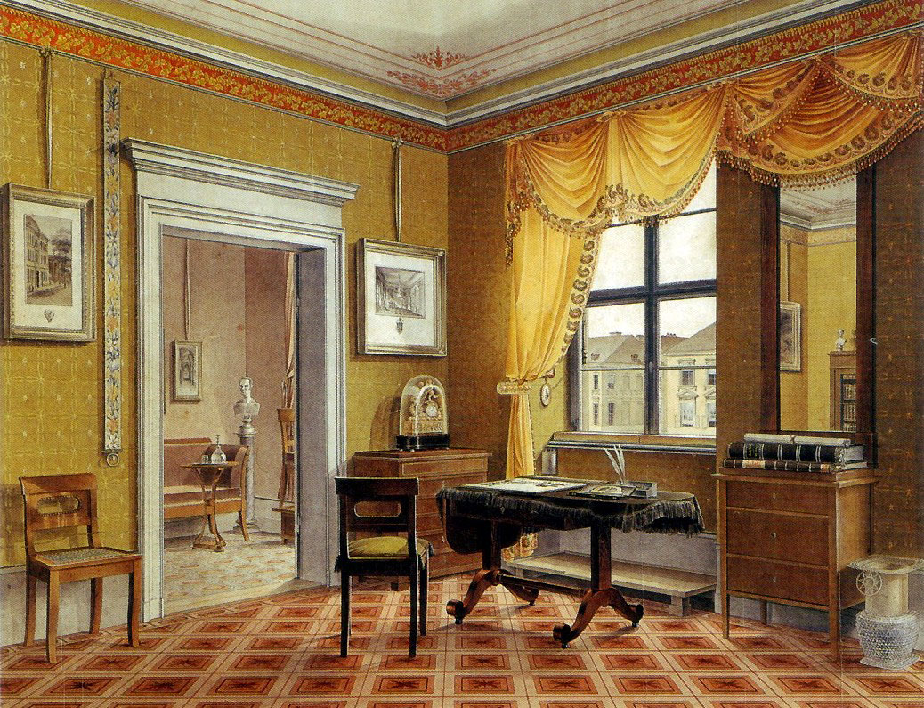 biedermeier m bel der biedermeier epoche. Black Bedroom Furniture Sets. Home Design Ideas