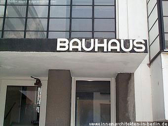 Bauhaus Architektur Stil