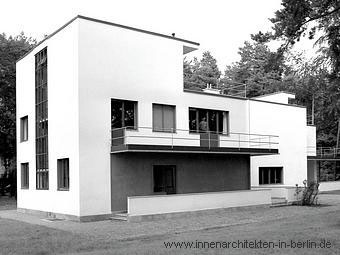 Bauhaus architektur stil for Bauhaus architektur